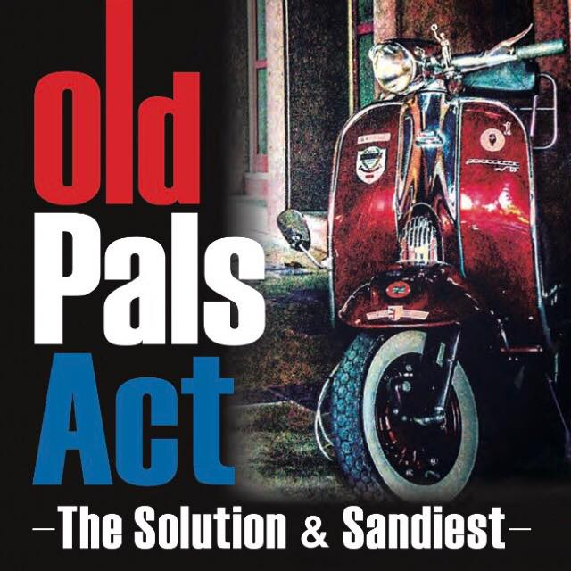 Old Pals Act / The Solution and Sandiest